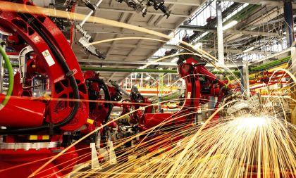 New smart factory helps UK tech take flight
