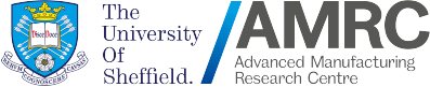 University of Sheffield Advanced Manufacturing Research Centre (AMRC) logo